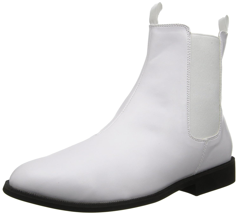 Weiß (Weiß) Funtasma Herren Trooper-12 Klassische Stiefel
