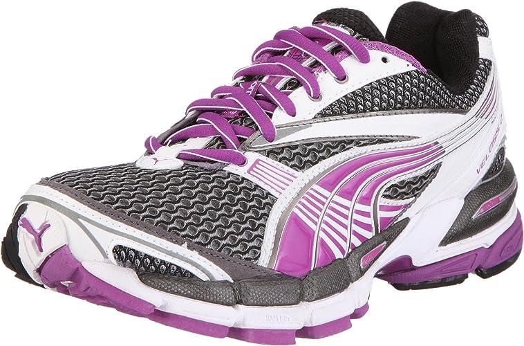 Fantástico Interpretación poetas  PUMA Complete Velosis 2 184720 03 W – Women's Running Sport Shoes Black  Size: 3.5: Amazon.co.uk: Shoes & Bags