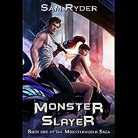 Warrior: Monster Slayer (The Monsterworld Saga Book 1) (English Edition)