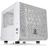 Thermaltake Core V1 Snow Edition Mini-ITX対応PCケース CS5990 CA-1B8-00S6WN-01