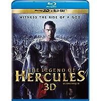 The Legend of Hercules [Blu-ray 3D + Blu-ray] (Bilingual)