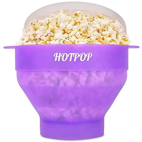 Amazon.com: Palomitas de maíz para microondas Hotpop ...