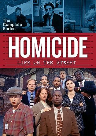 homicide tv series dvd