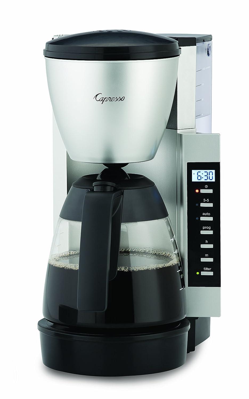 人気カラーの Capresso Specialty Coffee Makers CM Makers 200, Specialty Black/Silver Accents CM by Jura-Capresso B00365EA6G, アウトドアーズコンパス:0723f957 --- staging.aidandore.com