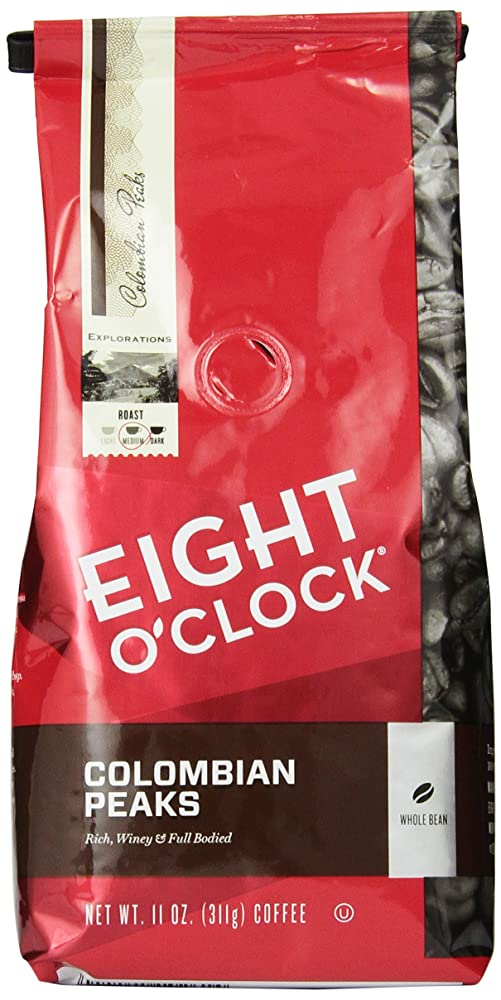 8 O'Clock Colombian Peaks Whole Bean Review