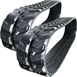 Titan Attachments Pair Rubber Track 300x52.5x84 Cat 303CR MM35,40 Case CK36 Kubota KH,X RX JCB 803