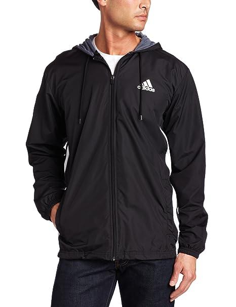 Amazon.com: Adidas Sport - Chaqueta de viento para hombre ...