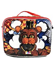 Five Nights at Freddy's Insulated Lunch Box Bag Licensed New with Tags
