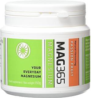 MAG365 Passion Fruit Magnesium Powder, 120 g