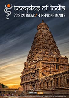 TTD Tirumala Tirupati Devasthanam 12 Sheet 2019 Calendar: Amazon in