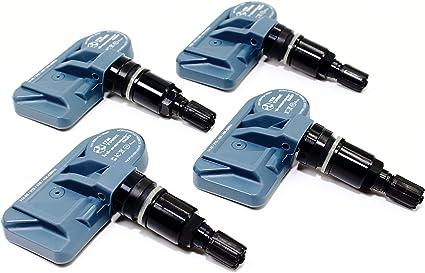 4 Tire Pressure Sensors 433 Mhz TITAN TPMS fit BMW