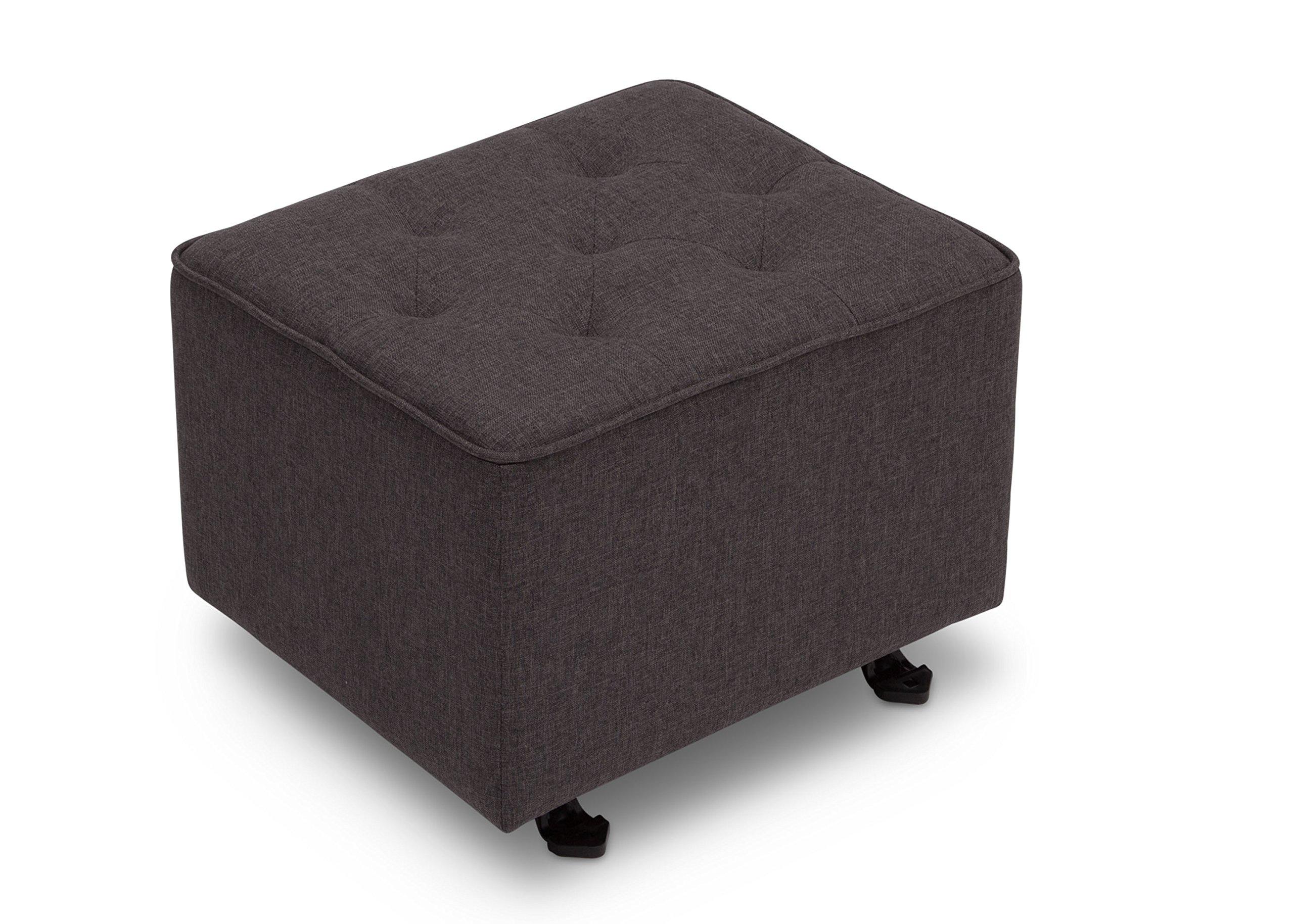 Amazon Delta Furniture Middleton Upholstered Glider Swivel