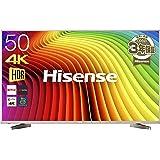 ハイセンス 50V型 液晶 テレビ HJ50N5000 4K 外付けHDD裏番組録画対応 HDR対応 2017年モデル