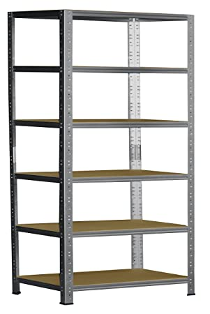etagere metal 6 tablettes