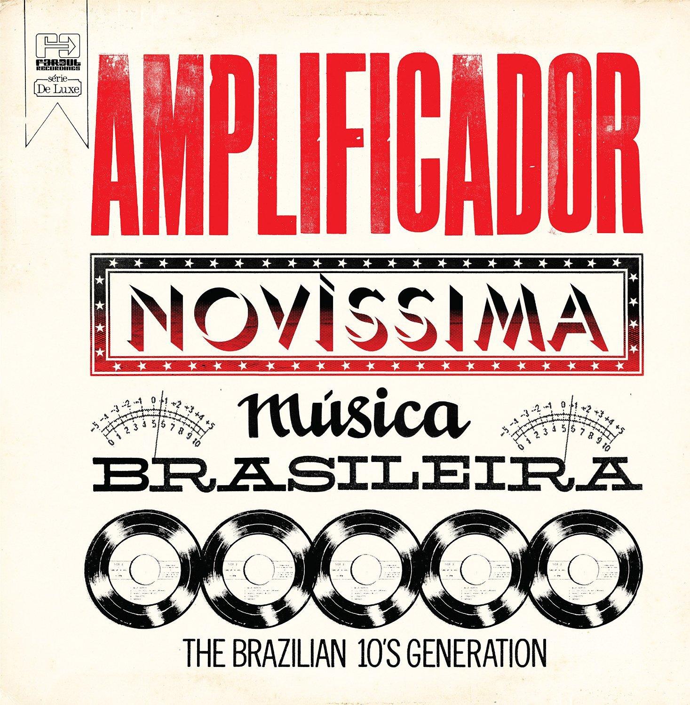 VARIOUS ARTISTS - Amplificador: Novissima Musica Brasileira / Var - Amazon.com Music