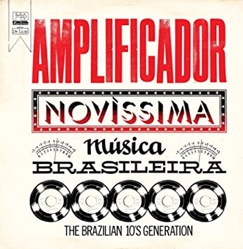 VARIOUS ARTISTS - Amplificador: Novissima Musica Brasileira / Var - Amazon.com Music