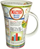 Dunoon en porcelaine en forme de tasse Glencoe - Maths Made Easy