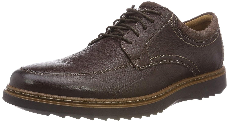 Clarks Un Geo Lo, Zapatos de Cordones Derby para Hombre