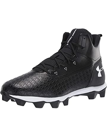 5baf09402 Under Armour Men s Hammer Mid Rm Wide Football Shoe