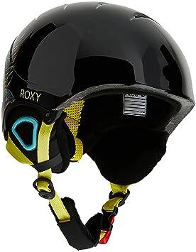Roxy Misty Casco Snowboard/Esquí, Mujer, 52