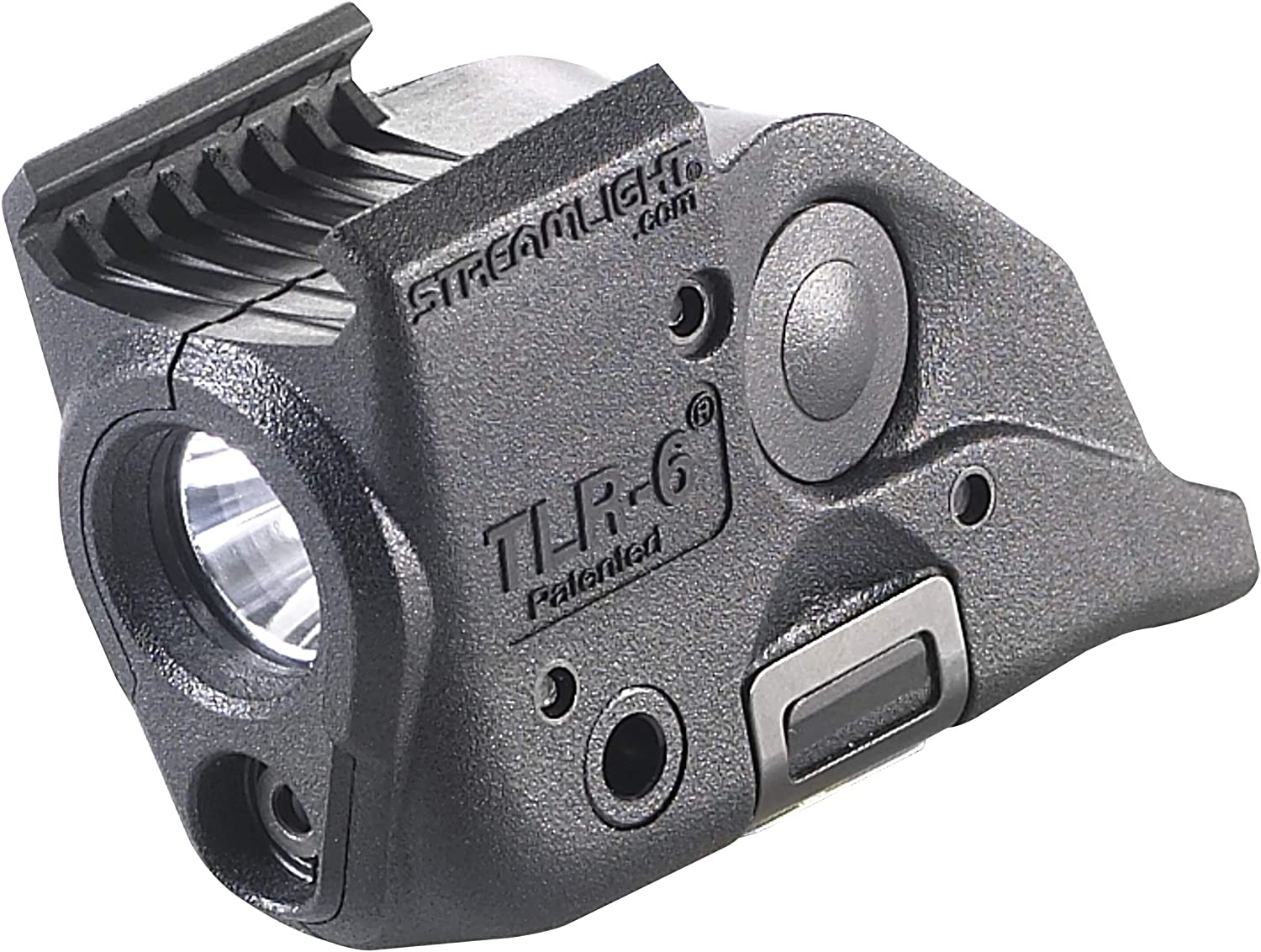 Streamlight 69293 TLR-6 Tactical Pistol Mount Flashlight With Laser, Black