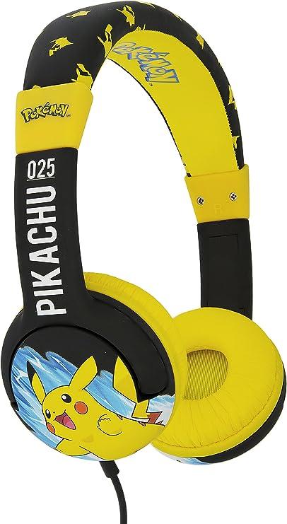 Otl Technologies Junior Kinder Kopfhörer Pokemon Elektronik