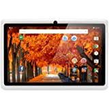 NeuTab 7'' Quad Core WIFI Tablet PC, HD 1024X600 Display, Bluetooth, Dual Camera, Google Play Pre-loaded, FCC Certified (White)