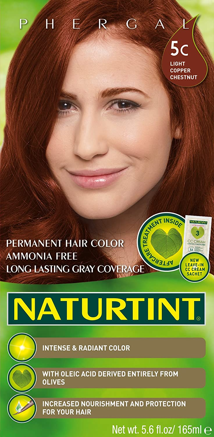 Amazon Naturtint Permanent Hair Color 5c Light Copper