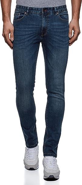 oodji Ultra Herren Jeans Skinny
