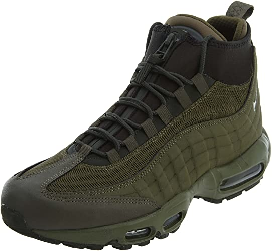 Nike Air Max 95 Sneakerboot Herrenschuhe Sneaker Olive (11 D
