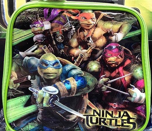 Amazon.com: Teenage Mutant Ninja Turtles Movie TMNT Lunch ...