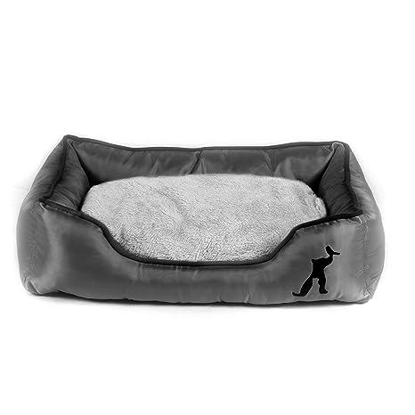 Pet Paradise Julius – Cama con cojín reversible para perros ...