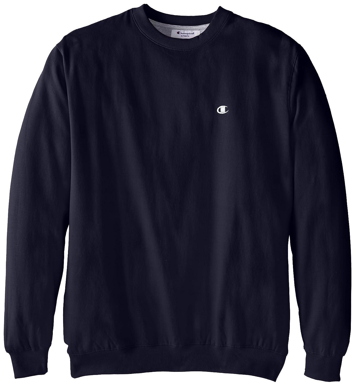 Champion Men's Big-Tall Fleece Crew Sweatshirt CH104