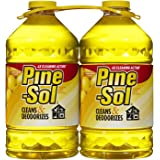 Pine-Sol 2 pk Multi-Surface Disinfectant Lemon Scent ( Total of 200 oz )