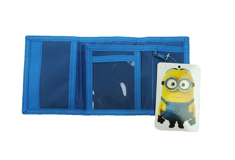 MINIONS Monedero, Azul (Azul) - MINIONS004009: Amazon.es ...