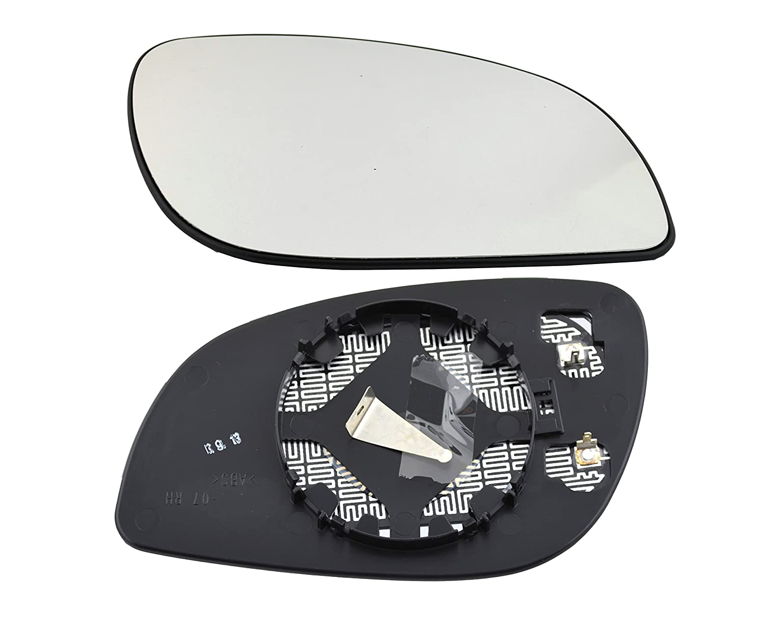 TarosTrade 57-0251-L-46971 Mirror Glass Heated