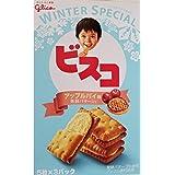 江崎グリコ ビスコ アップルパイ味 発酵バター入り 15枚