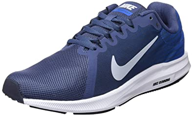 214126a83b0e69 Nike Women s Downshifter 8 Diffused Blue Football Grey Running Shoes ...
