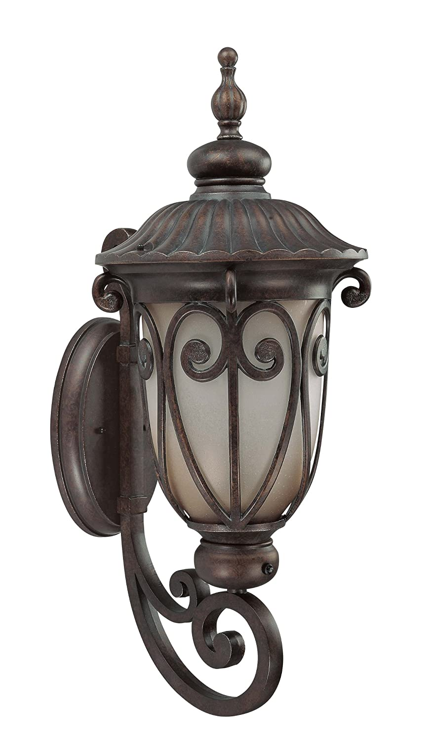 nuvo lighting 60 3928 corniche outdoor hanging lantern with