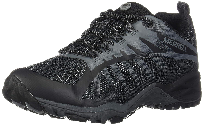 Noir (noir 2 noir 2) 40.5 EU Merrell Siren Edge Q2 imperméable, Chaussures de Randonnée Basses Femme
