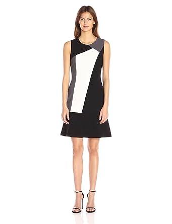 T Tahari Women's Aida Dress at Amazon Women's Clothing store: