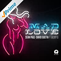 Mad Love [feat. Becky G]