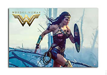 Tamatina Hollywood Movie Poster Wonder Woman Justice League