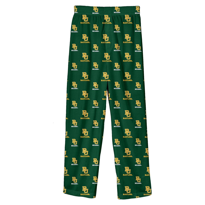 高速配送 NCAA Baylor Bears Over Boys Sleepwear All Over (10 Print pantsleepwear ) All Over Print Pant、ダークグリーン、M (10 – 12 ) B01MSJVAR8, 太田市:401ee731 --- a0267596.xsph.ru