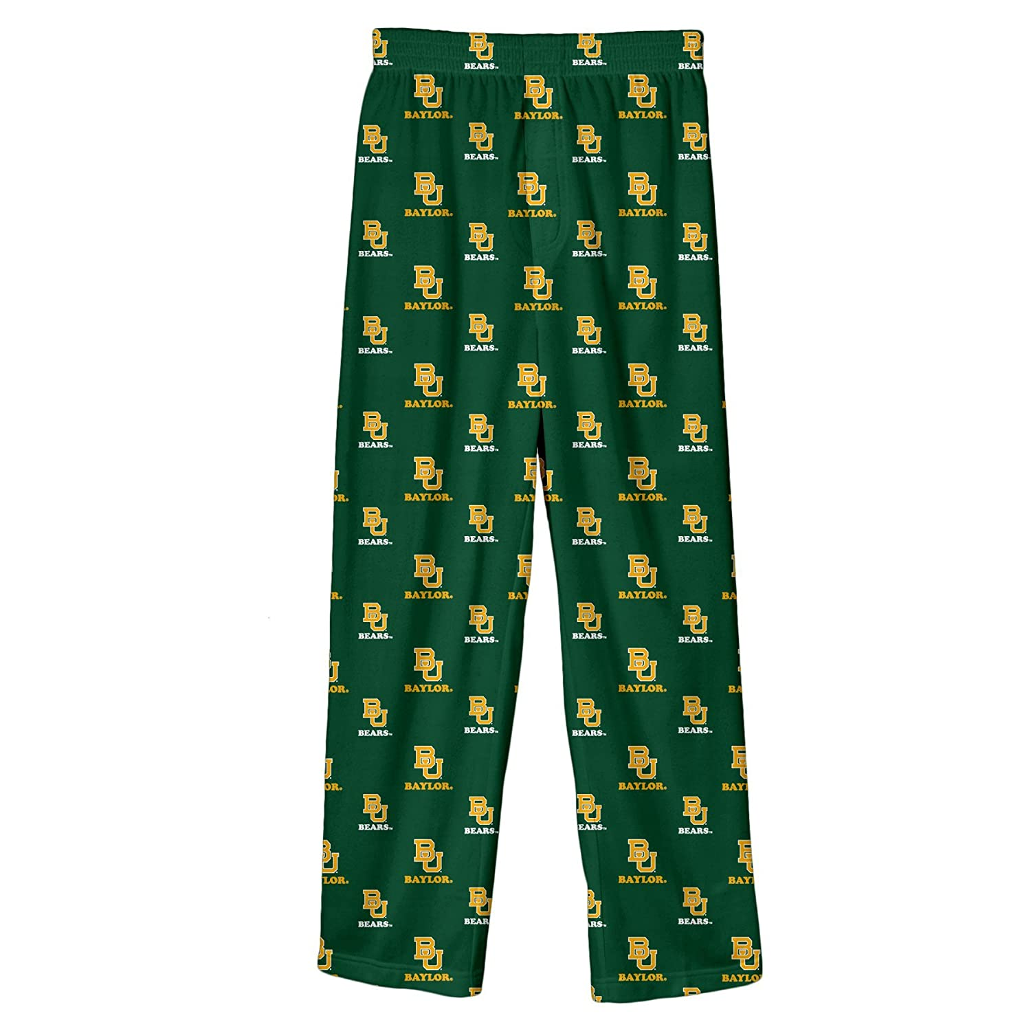 Team Color Youth Medium NCAA Baylor Bears Boys Outerstuff Team Logo Lounge Pant 10-12