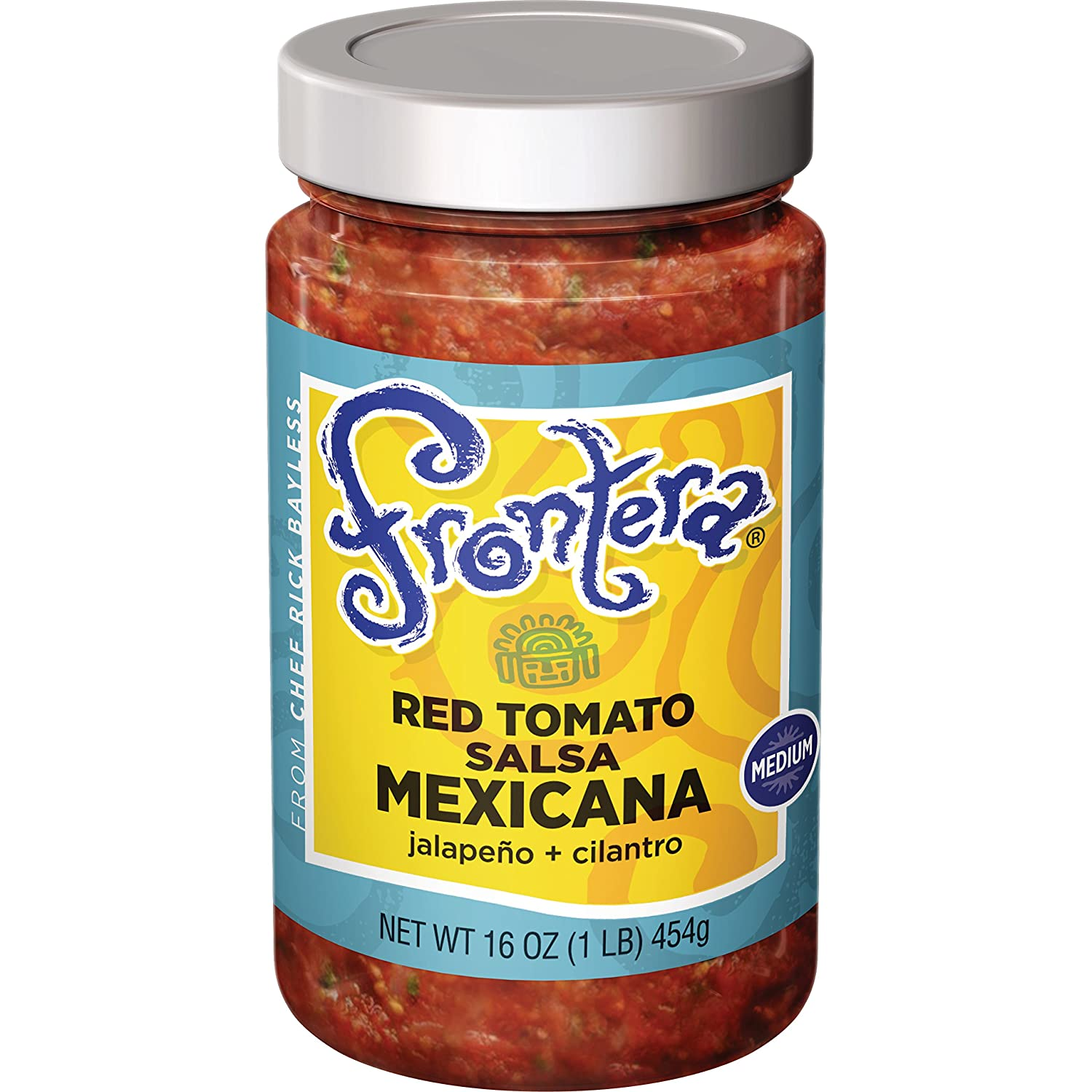 Frontera Salsa Mexicana, Mild, 16 Ounce: Amazon.com: Grocery & Gourmet Food