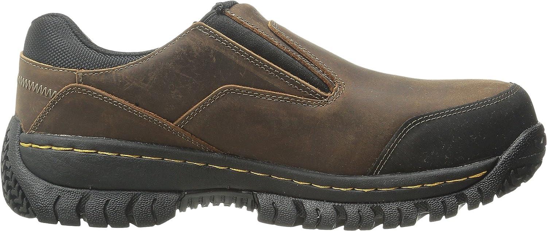 Hartan Steel Toe Slip-On Shoe