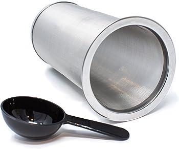 Mason Jar Cold Brew Infuser Filter