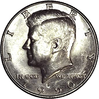 1970-D KENNEDY HALF DOLLAR 50c 40/% SILVER BU UNCIRCULATED STOCK PHOTO