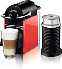 NESPRESSO Cafetera Pixie Clips Combo